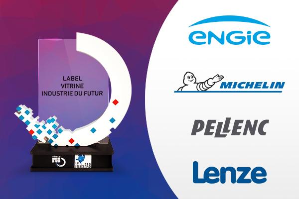 4 nouvelles entreprises françaises labellisées «Vitrines Industrie du Futur»